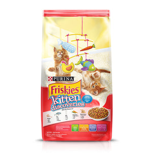 Friskies Kitten Discoveries 400g