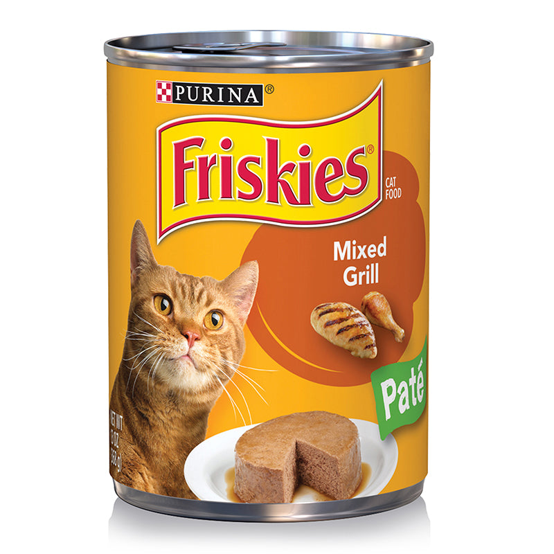 Friskies Mixed Grill 368g