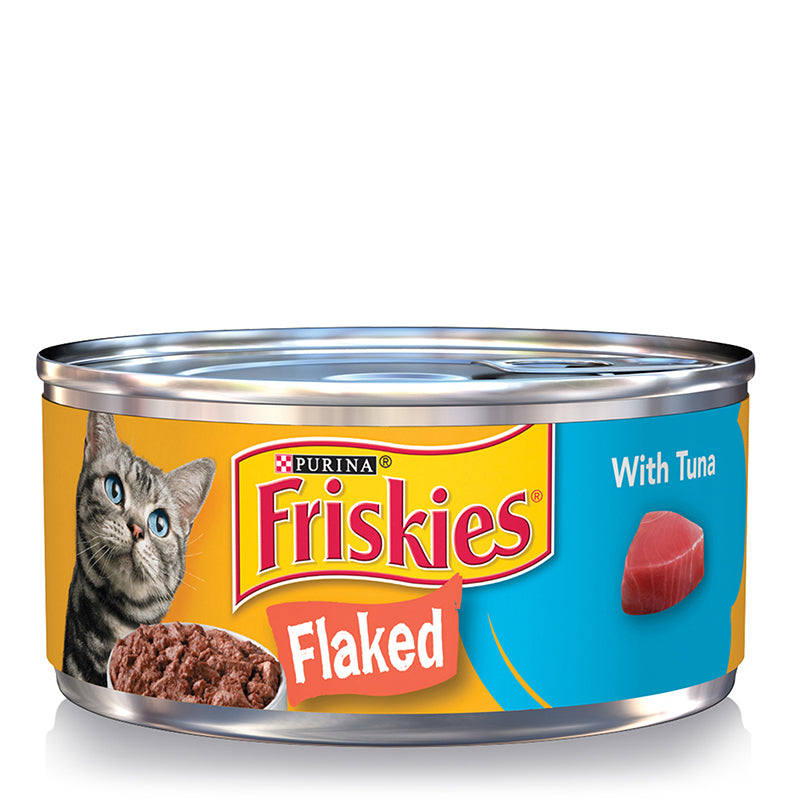 Friskies Flaked Tuna 156g