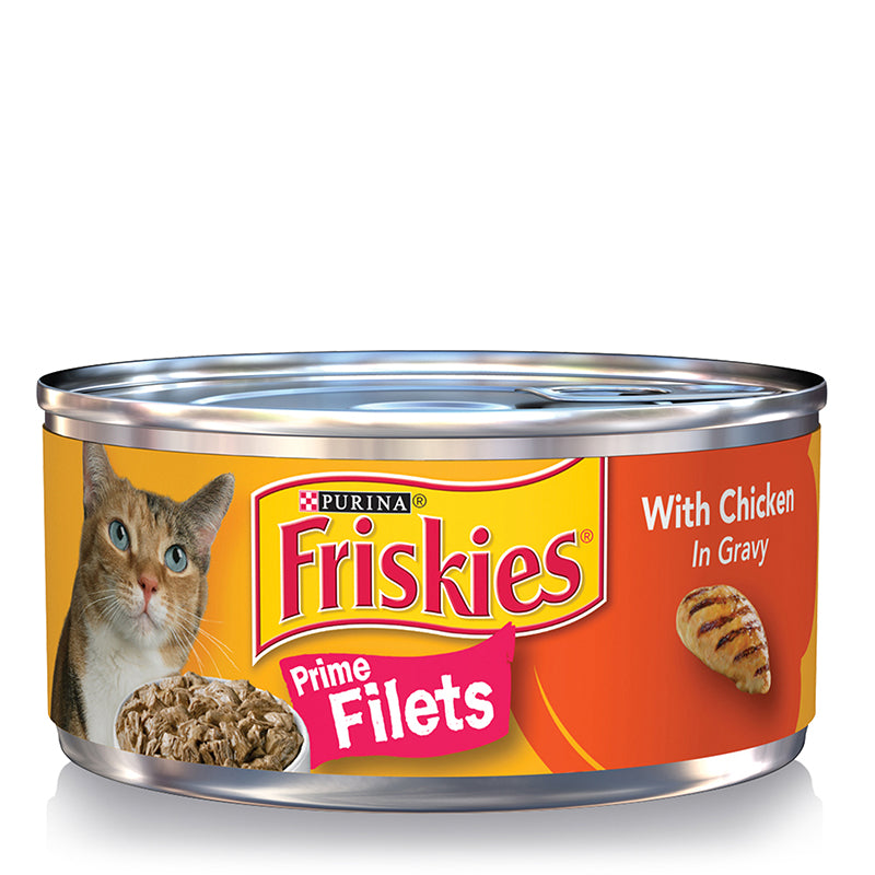 Friskies Prime Chicken in Gravy 156g