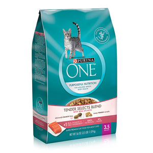 Purina ONE Salmon & Tuna Flavor 1.59kg