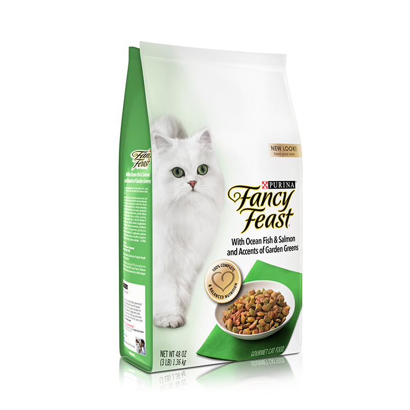 Fancy Feast Pet Food 1.36kg