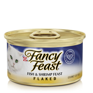Fancy Feast Flaked Feast 85g