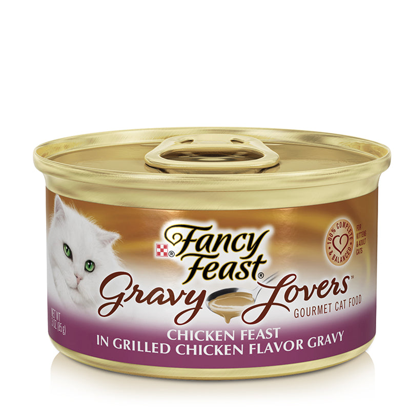 Fancy Feast Gravy Lovers 85g