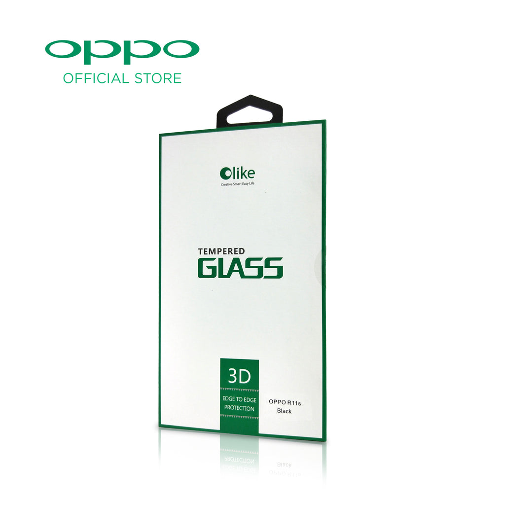 OPPO R11s Tempered Glass