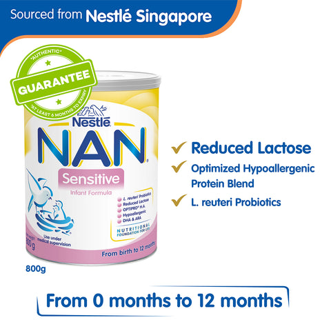 Nestl NAN SENSITIVE 800g
