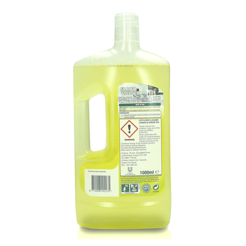 Cif Lemon & Green Tea Floor Cleaner 1L