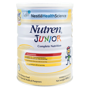 Nestle NUTREN Junior Powder (400g/800g)