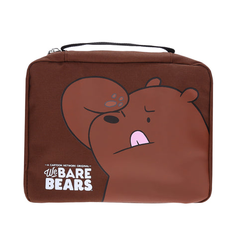 We Bare Bears Grizz Toiletries Bag