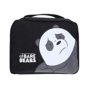 We Bare Bears Panda Bear Toiletries Bag