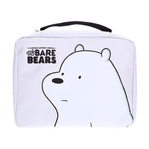 We Bare Bears Ice Bear Toiletries Bag