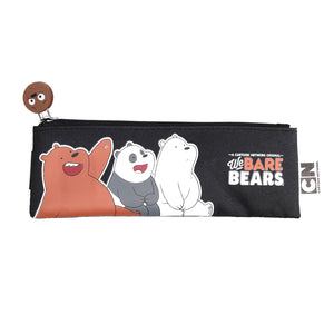We Bare Bears Grizz Pencil Case & Stationery Kit
