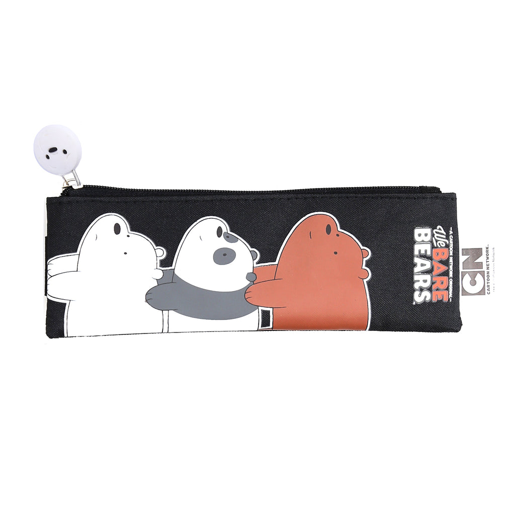 We Bare Bears Ice Bear Pencil Case & Stationery Kit