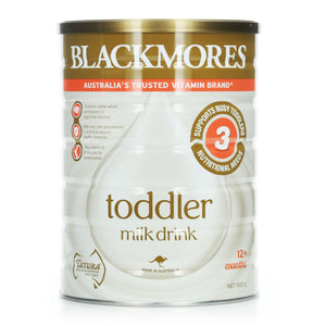 Blackmores Toddler Milk Drink 3 6x900g