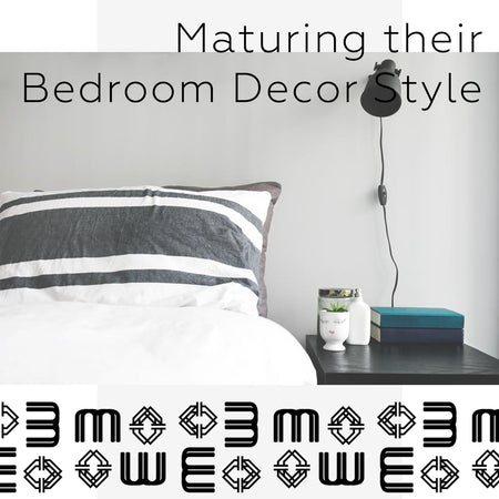 Maturing their Bedroom Decor Style
