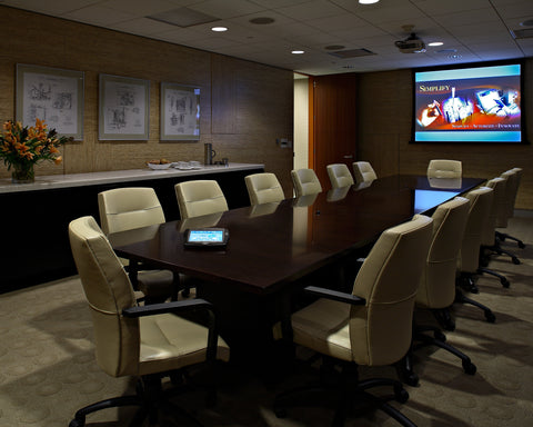 Beckman Coulter Inc - Small Conference Room Presentation Style