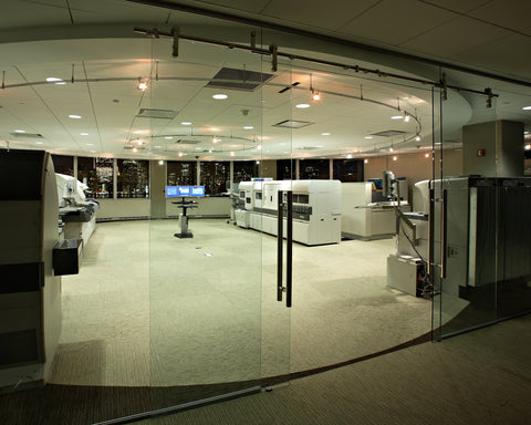 Beckman Coulter Inc - Showroom
