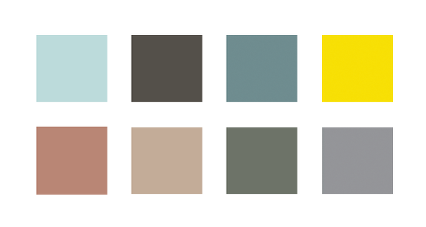 2021 Colors of the Year