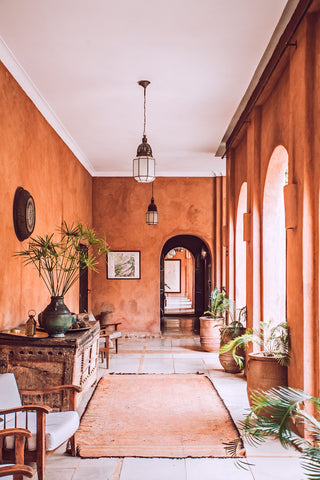 Photo of an Interior in Ourika, Morocco
