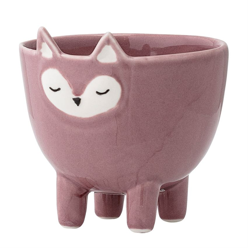 Bowl with Feet - Rose Fox