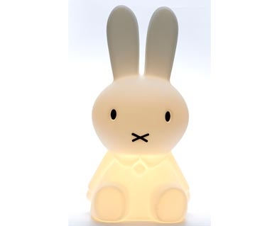 Large Bunny Table Lamp