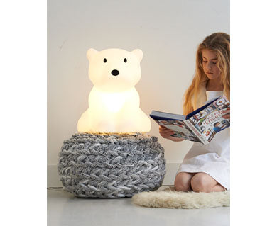 Polar Bear Table Lamp