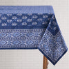 Indigo Tablecloth