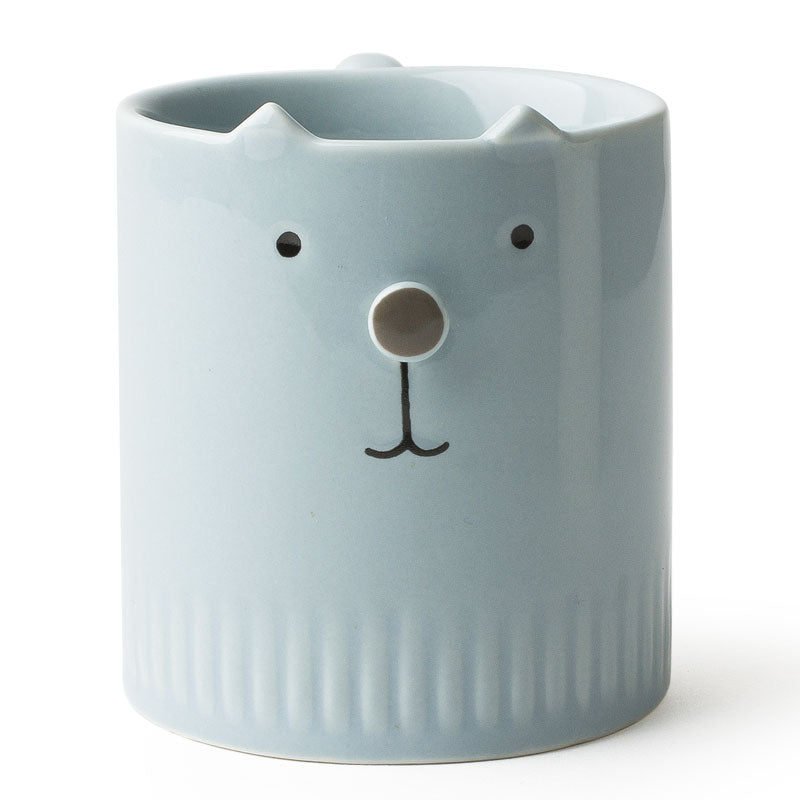 Kitty Mug Blue Tableware