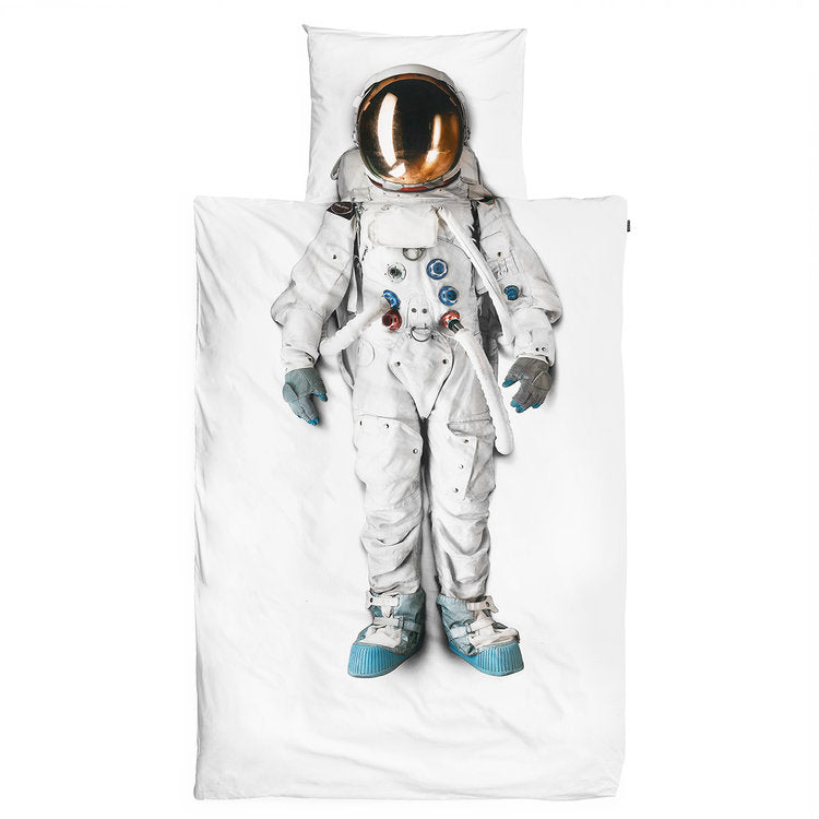 Astronaut Twin Duvet Cover