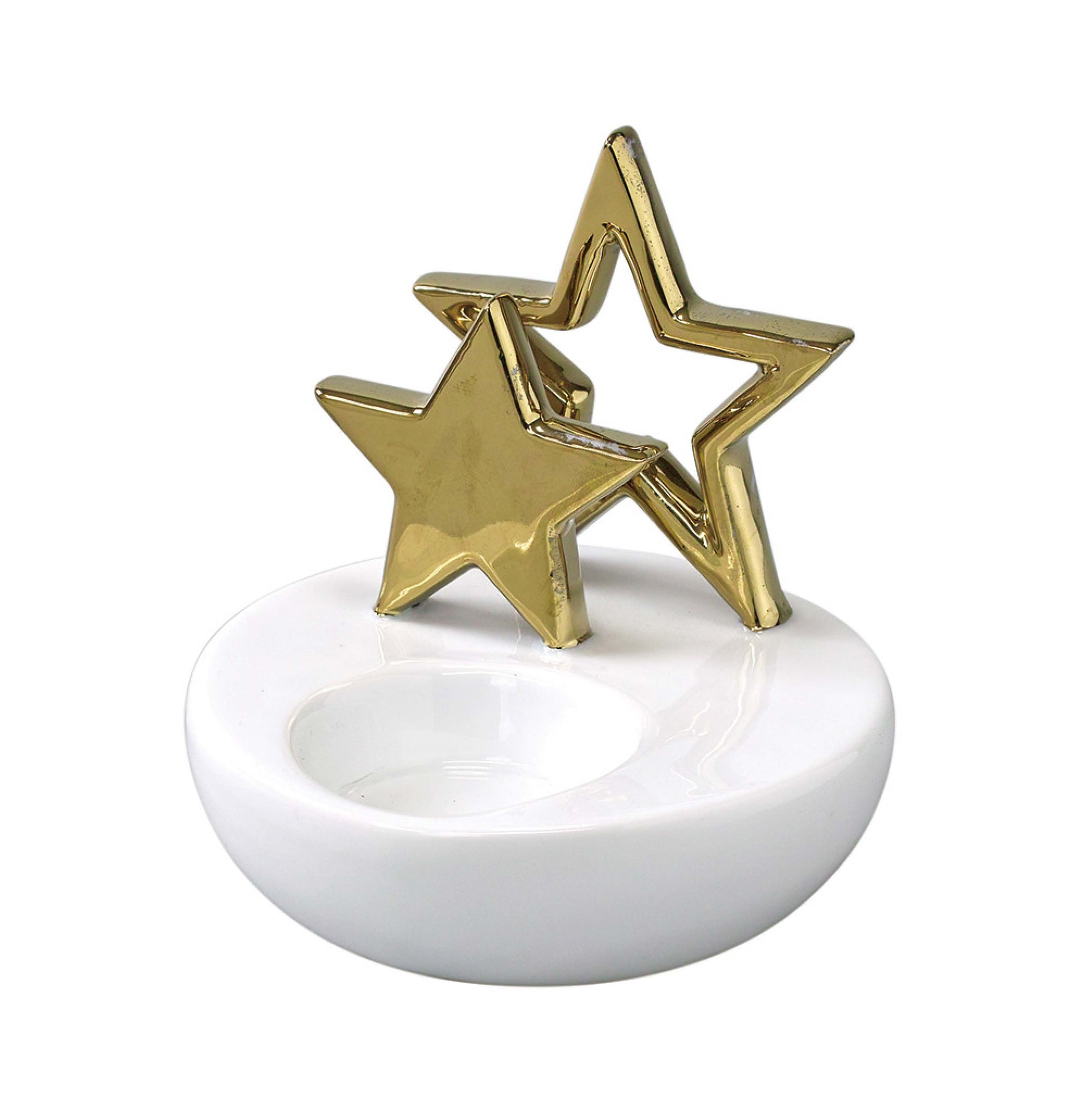 Candle Holder - Star