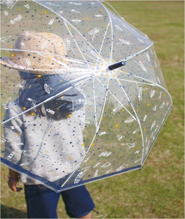Space Kids Umbrella