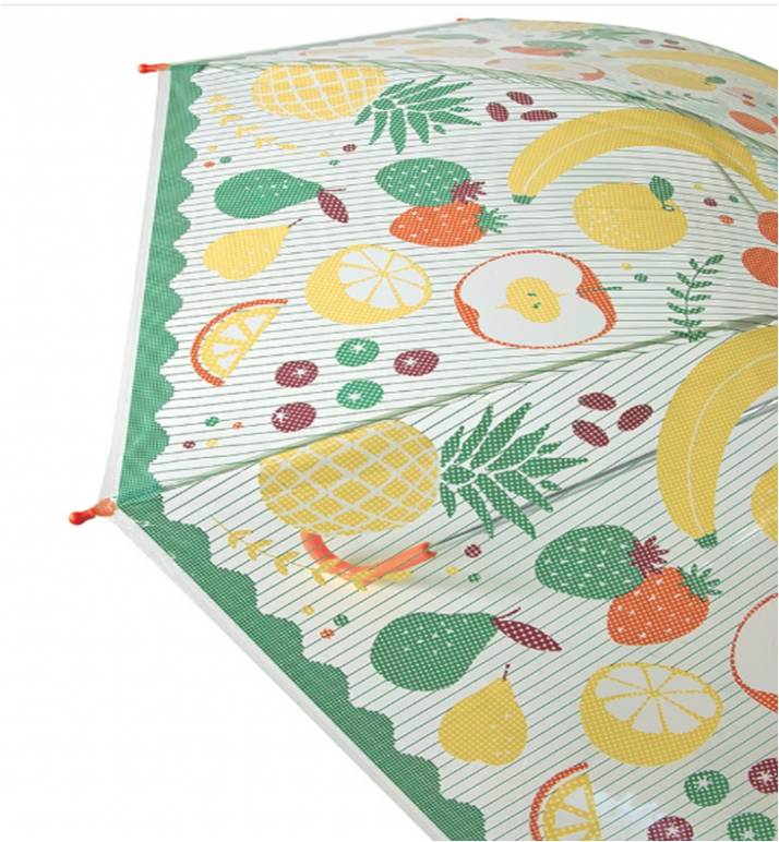Fruit Kids Umbrella