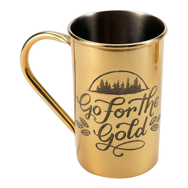 Go for the Gold Stein