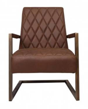 Diamond Upholstery Lounge Chair