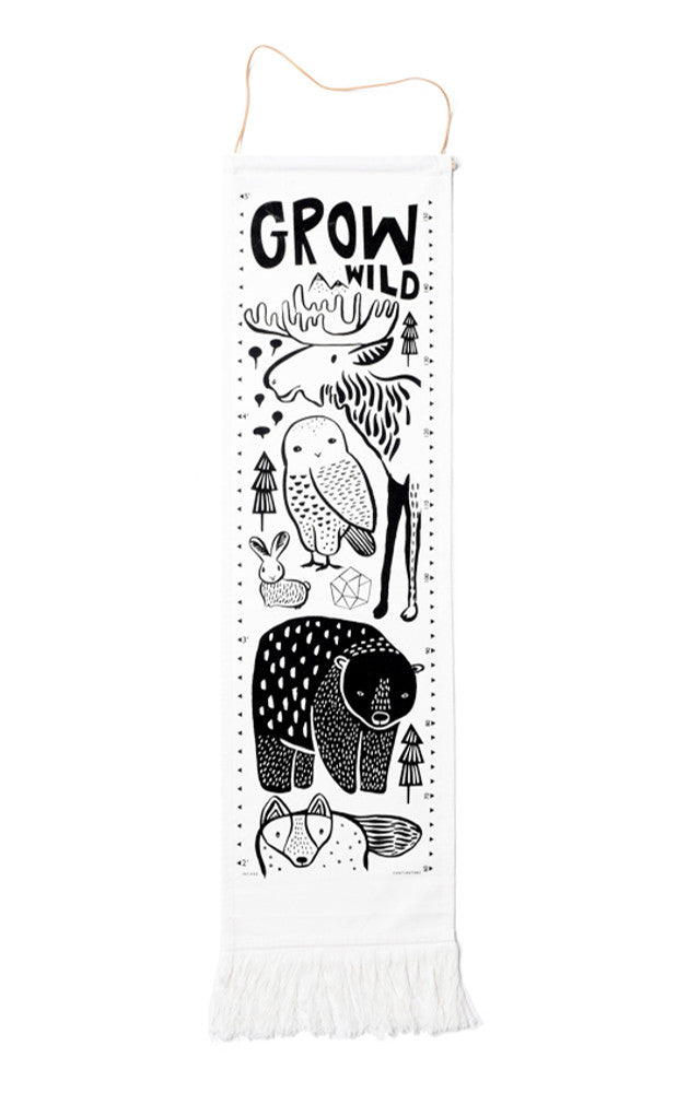 Canvas Growth Chart – Nordic
