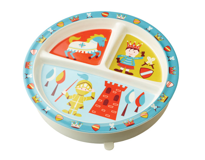 Little Prince Divided Suction Plate