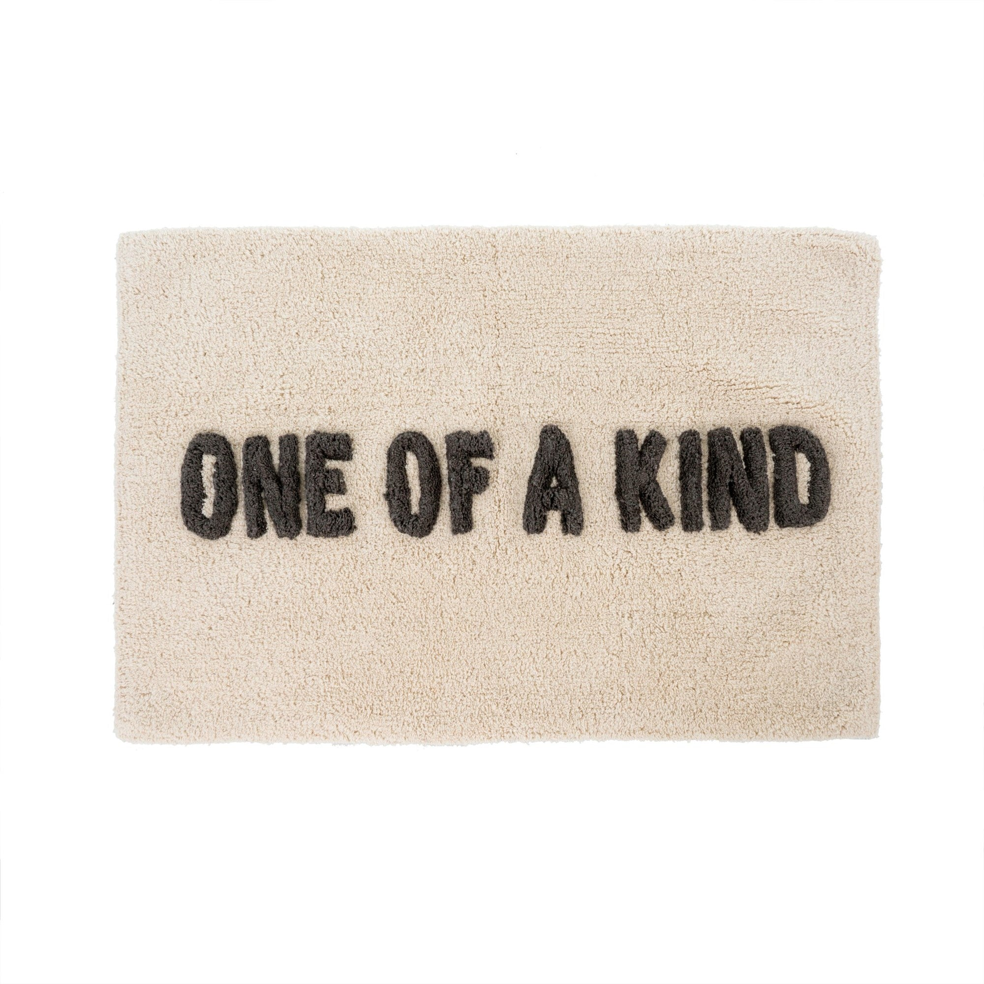 One of a Kind Bath Mat