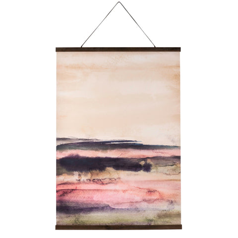 Painted Wall Hanging