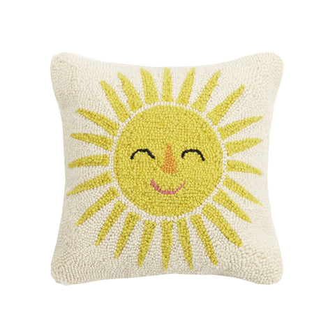 Sun Decorative Hook Pillow