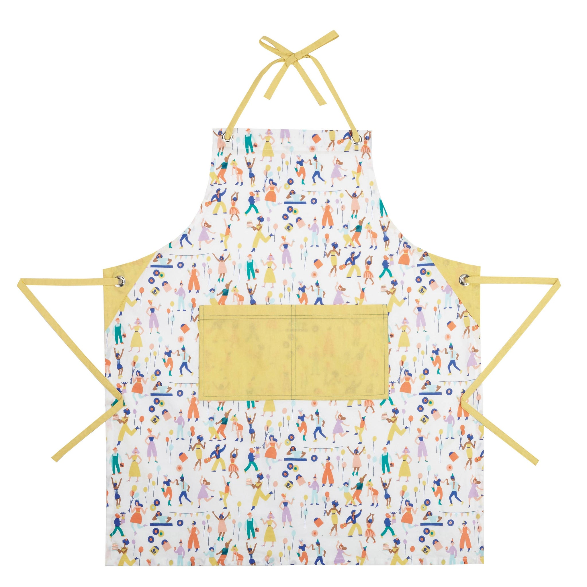 Let's Party Kitchen Apron