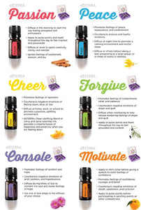doTERRA Emotional Aromatherapy Essential Oils Kit