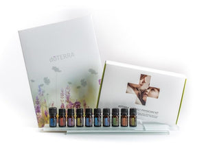 doTERRA Essential Oils Collection Kit, Smart & Sassy