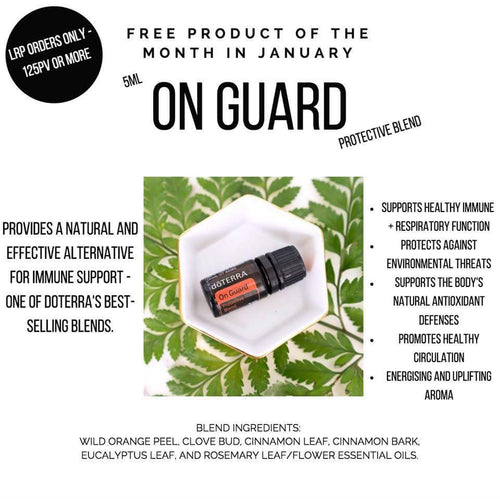 doTERRA Product of the Month