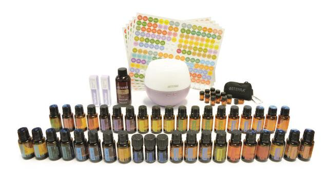 doTERRA Oil Sharing Enrolment Kit