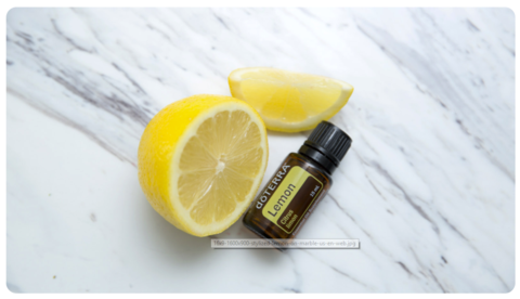 10 Ways To Spring Clean with Lemon