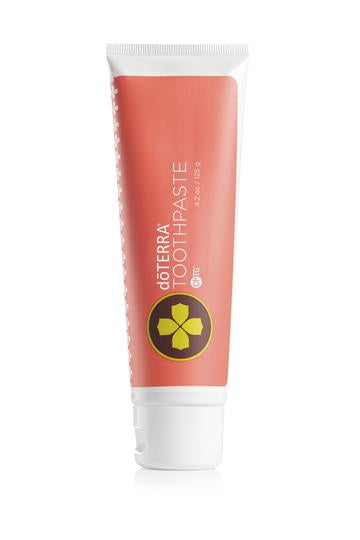 doTERRA OnGuard Natural Whitening Toothpaste