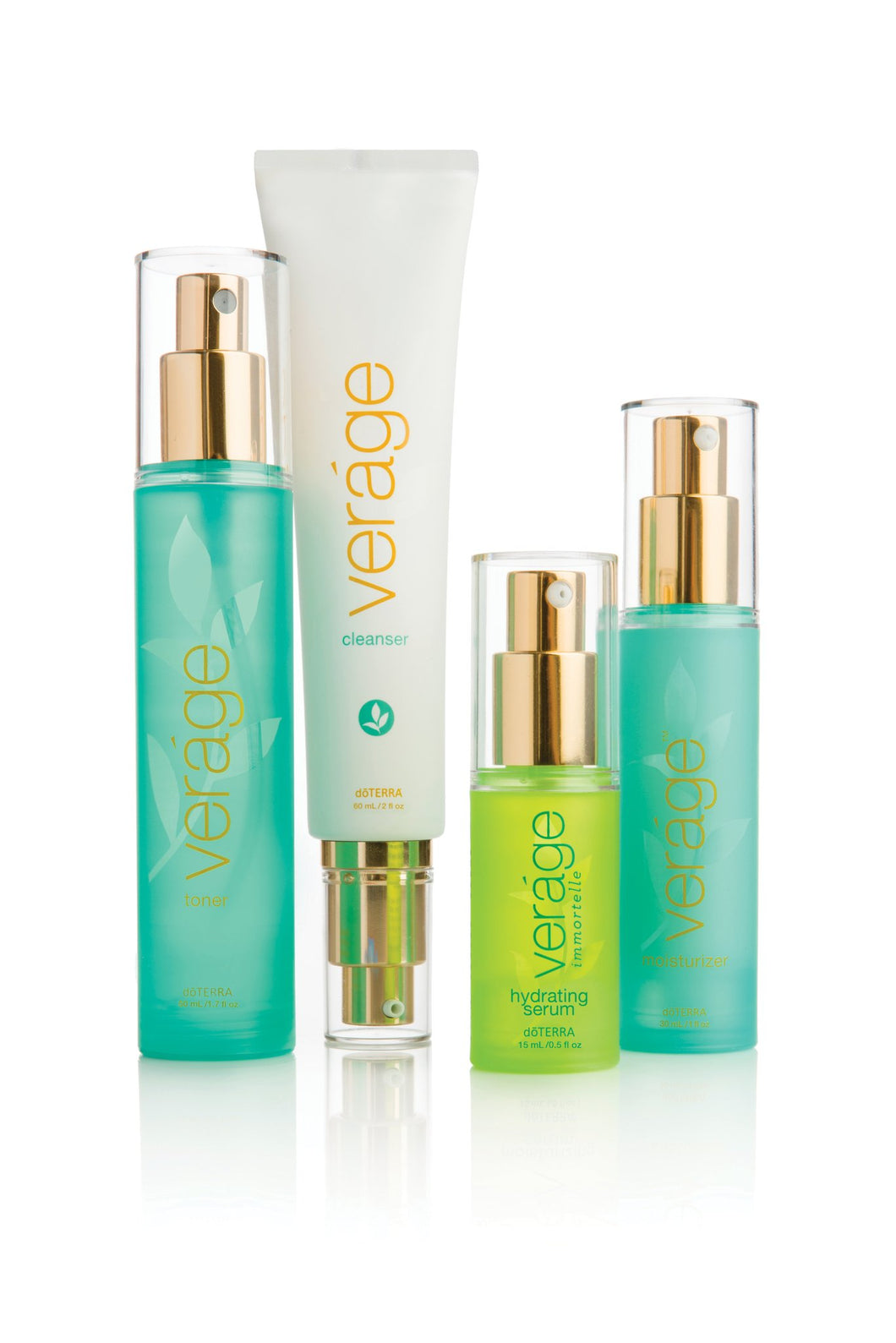 doTERRA Verage Skin Care Collection
