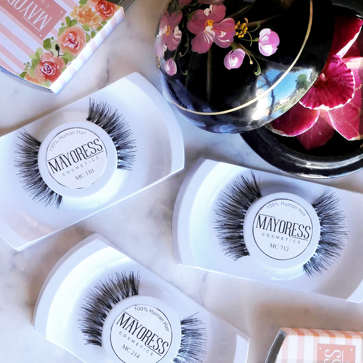 human hair lashes best Australia false eyelashes for everyday