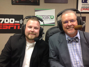 Client And Employee Gifting Maverick Justin Szerletich To Be Featured Guest On BISTalk Radio, ESPN 1700