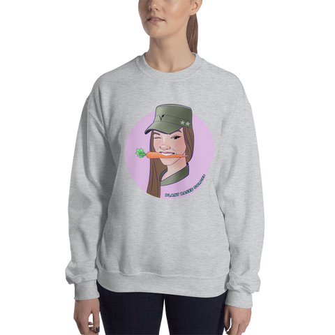 - Soldier Girl Sweaters - SZERDS